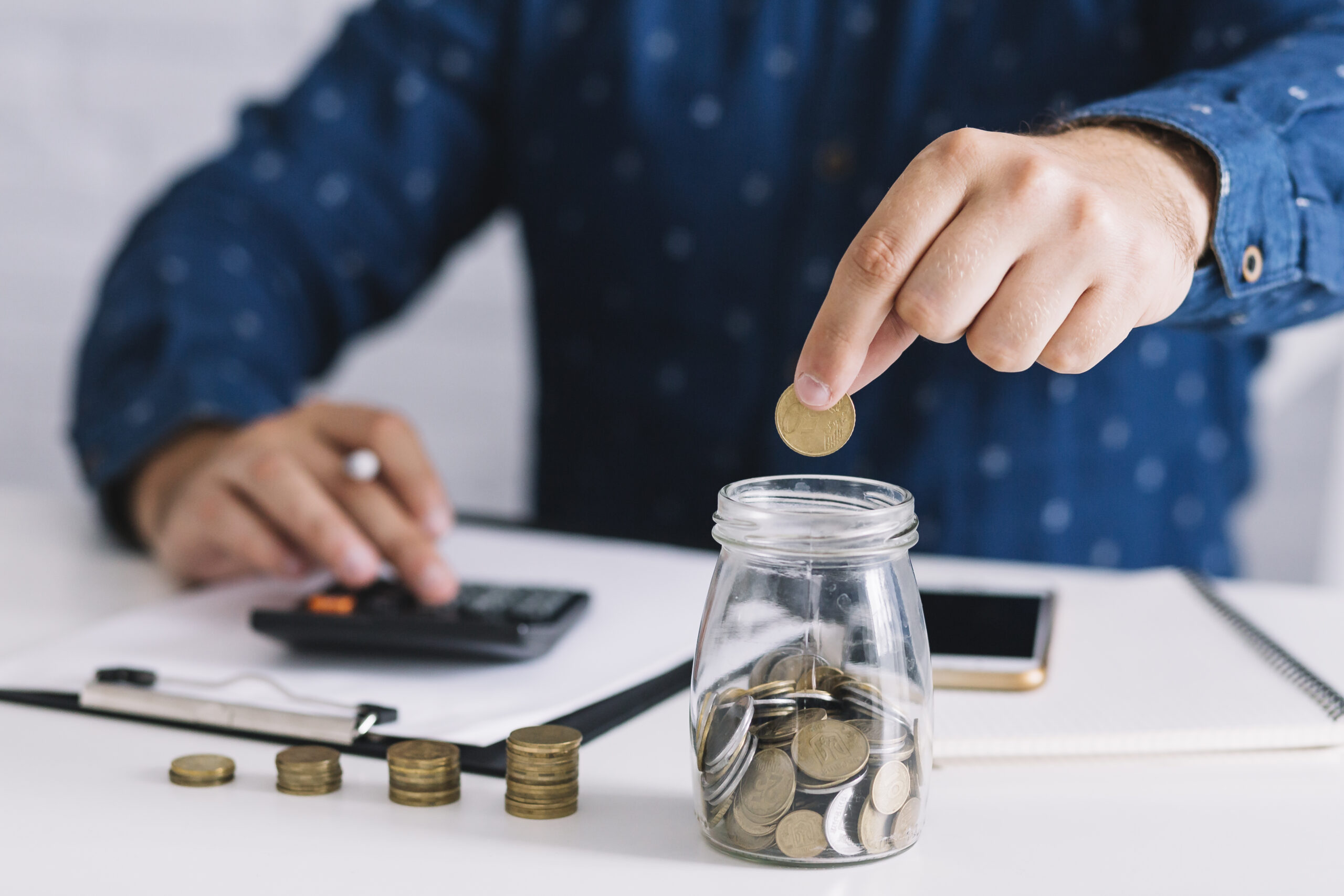 save to invest or to pay off debt?