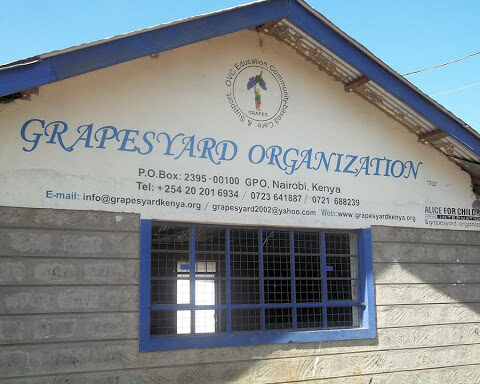 Grapesyard organisation, Korogocho